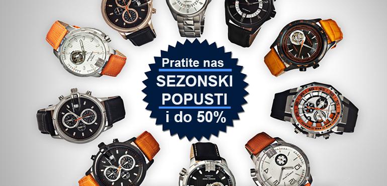 popust snizenje prodaja satova